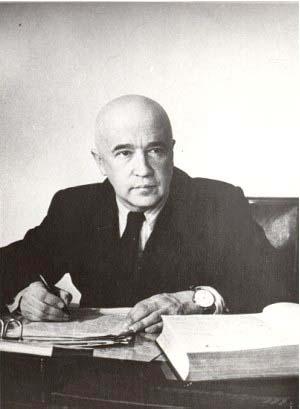 Иван Георгиевич ПЕТРОВСКИЙ